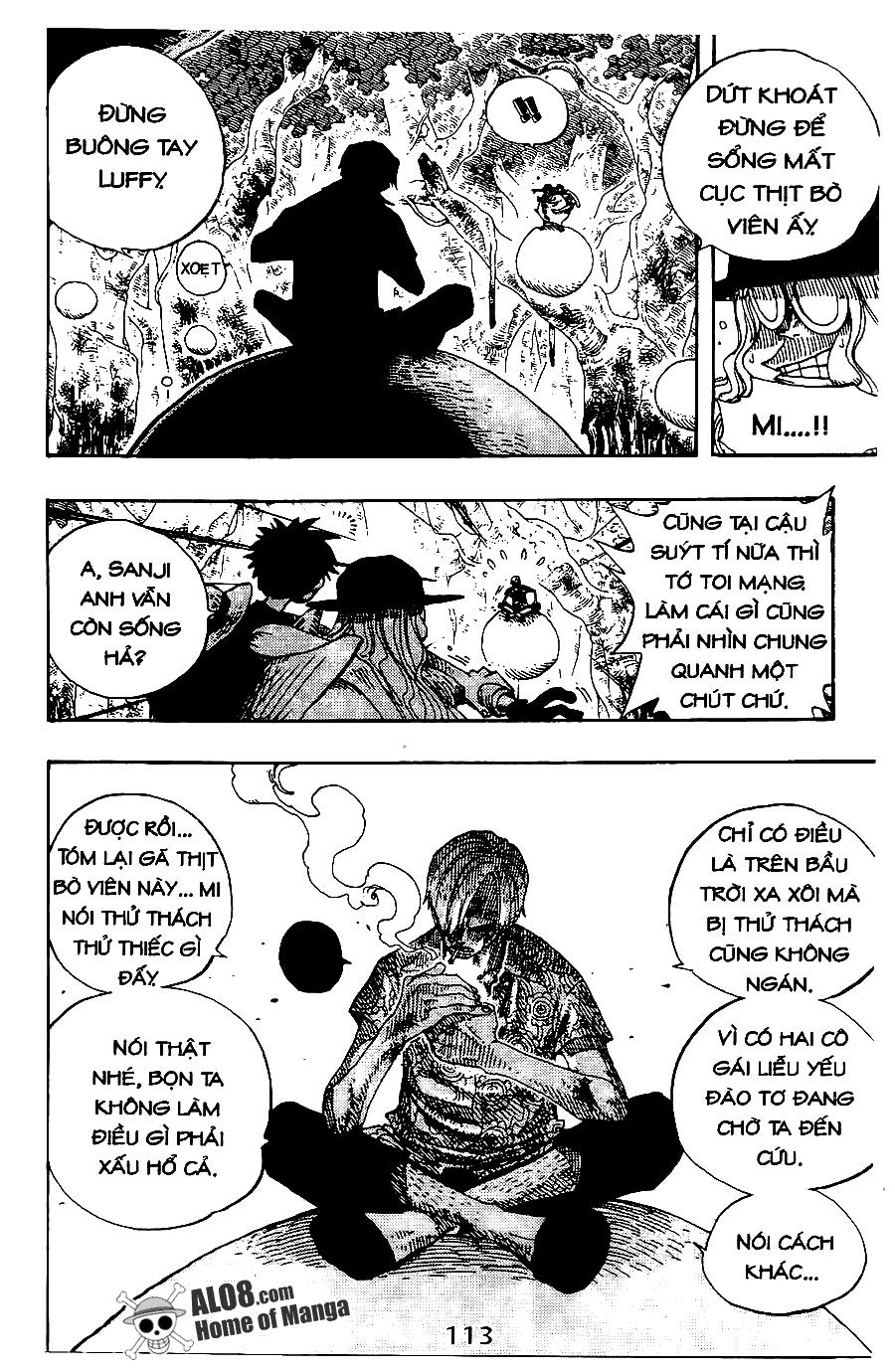 One Piece Chap 250 - Truyen.Chap.VN