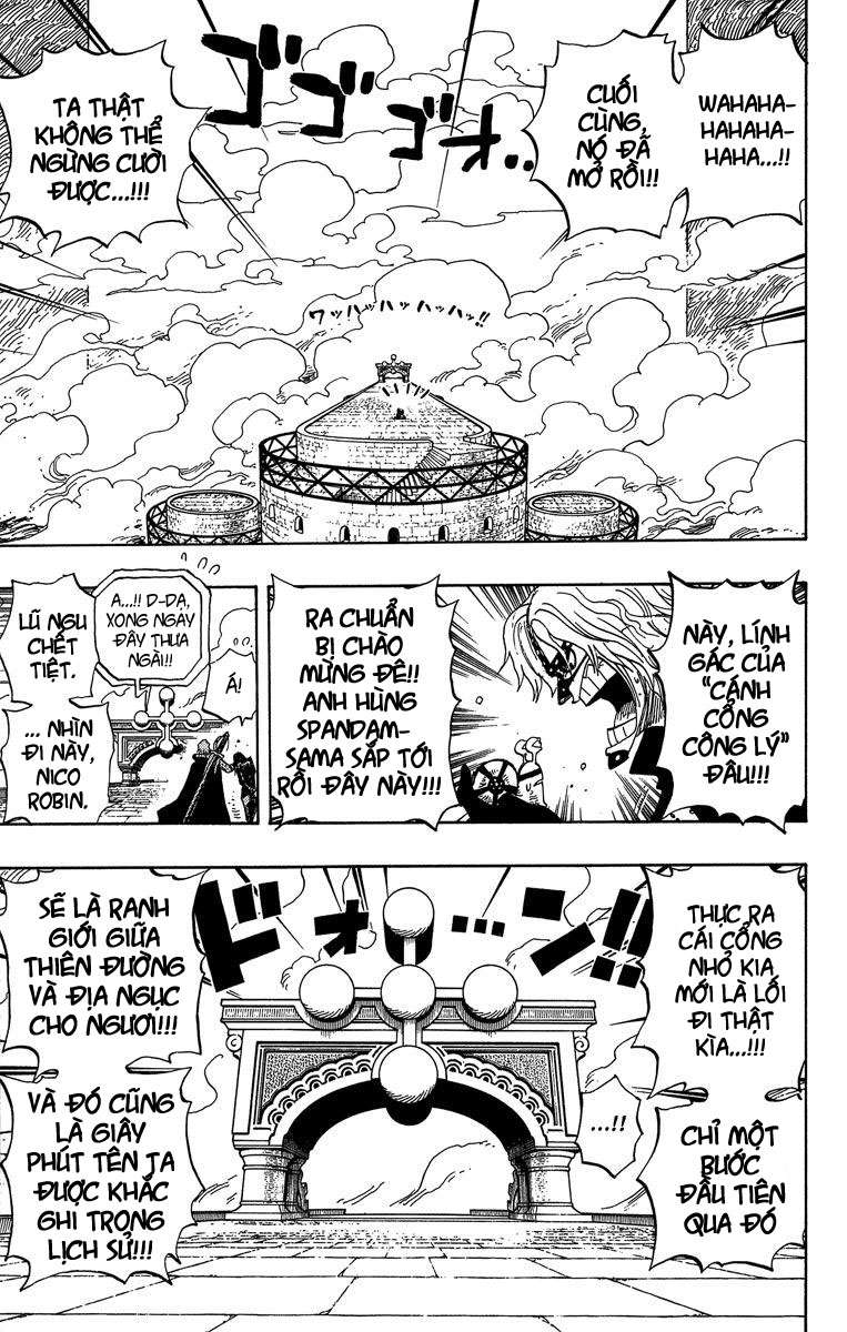 One Piece Chap 418 - Truyen.Chap.VN
