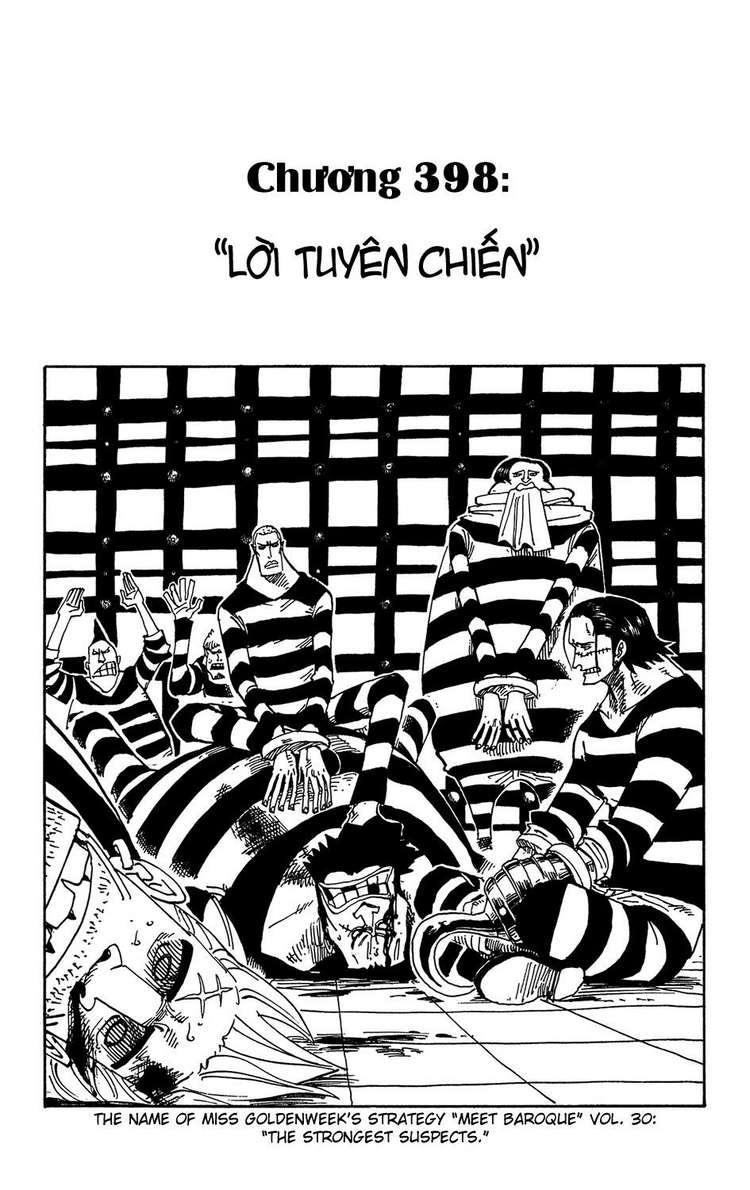 One Piece Chap 398 - Truyen.Chap.VN