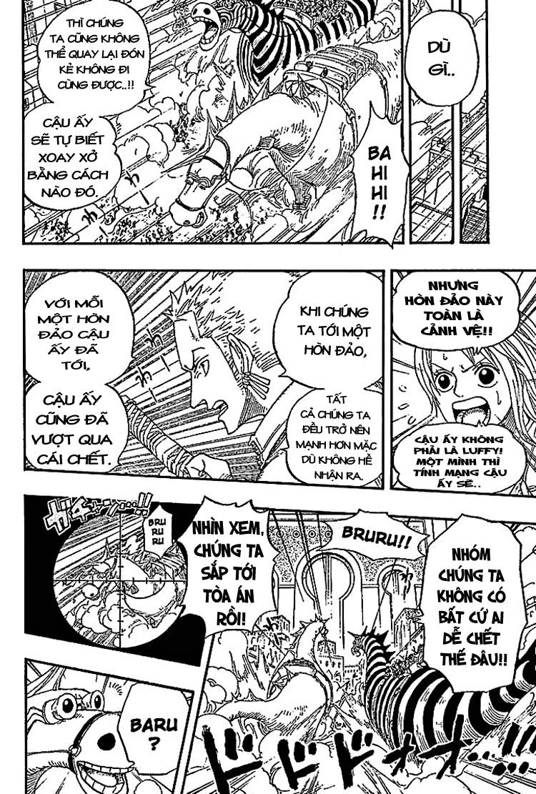 One Piece Chap 383 - Truyen.Chap.VN