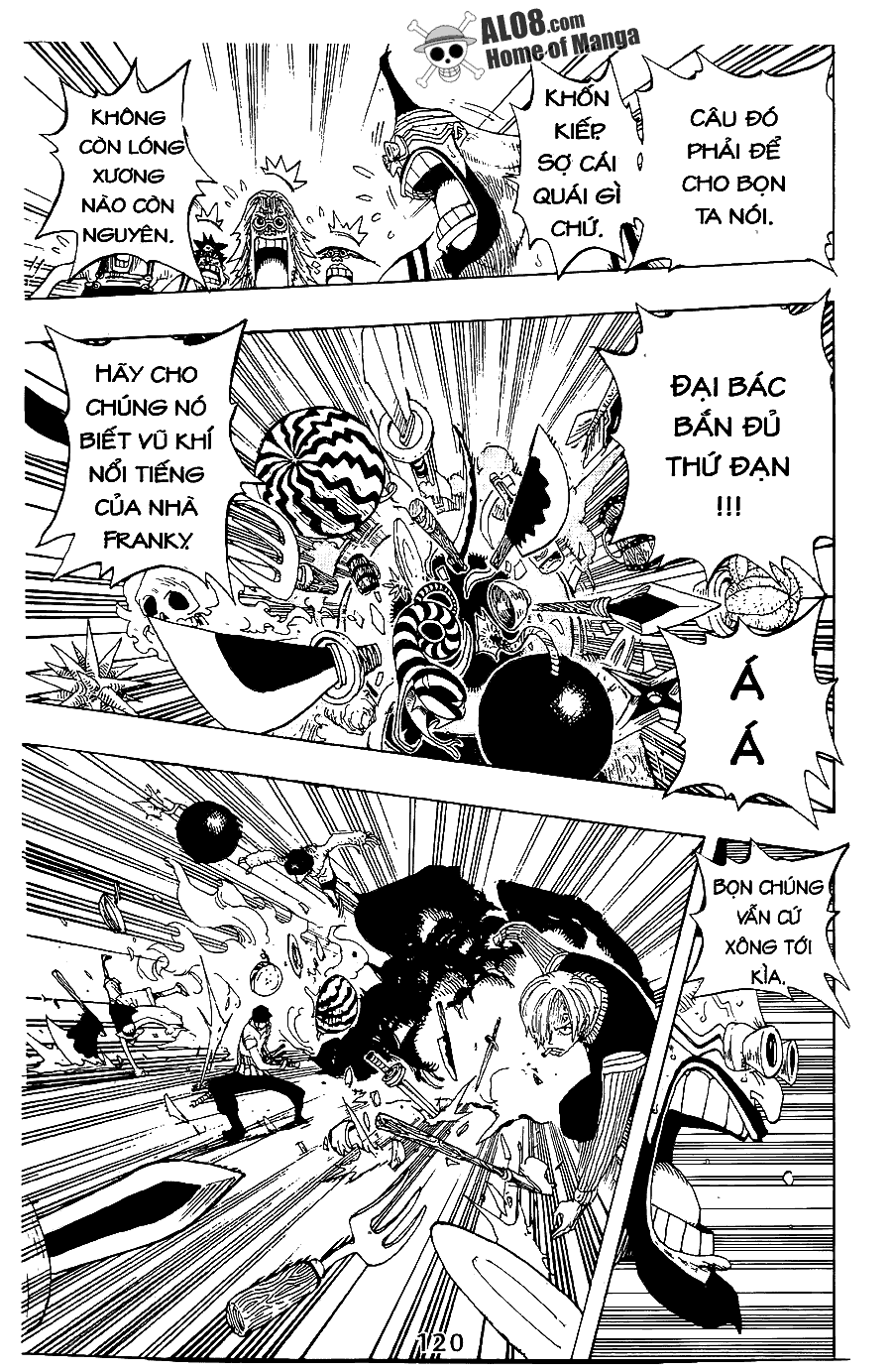 One Piece Chap 330 - Truyen.Chap.VN