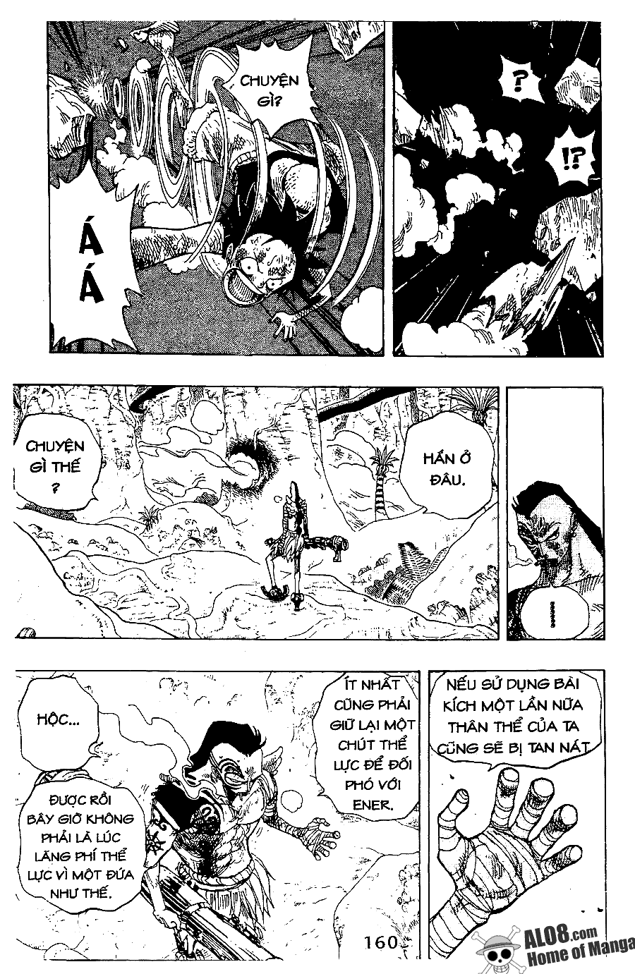 One Piece Chap 261 - Truyen.Chap.VN