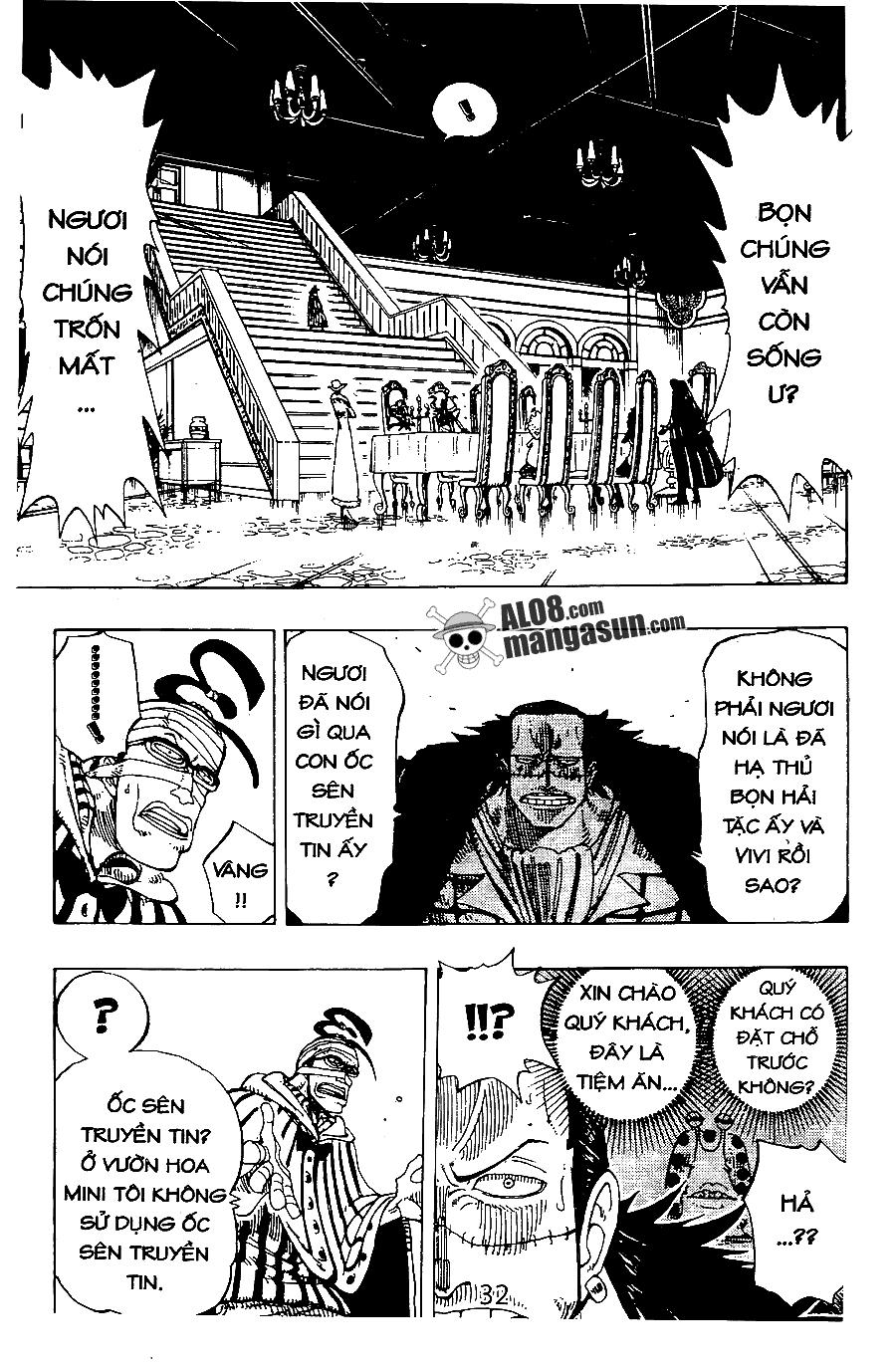 One Piece Chap 166 - Truyen.Chap.VN