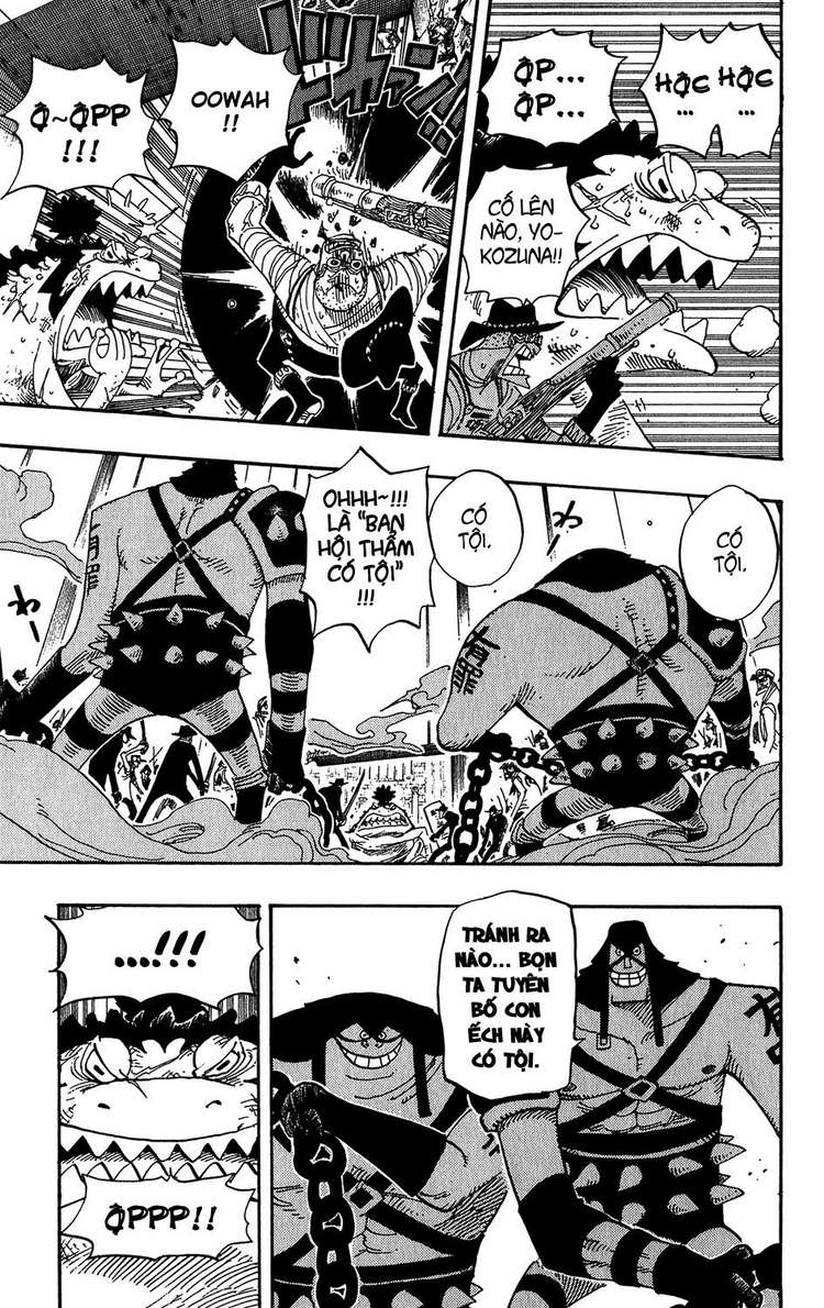 One Piece Chap 390 - Truyen.Chap.VN