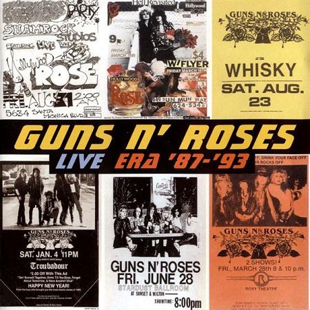 Guns N' Roses – Live Era '87-'93