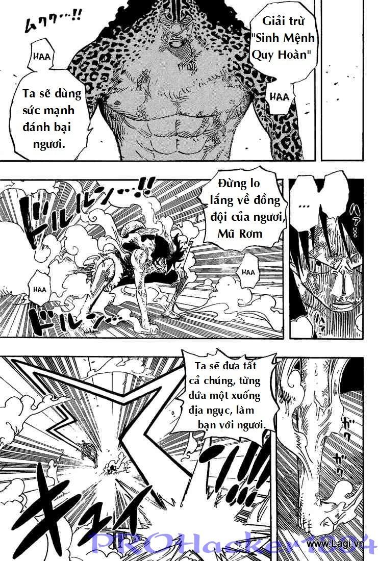 One Piece Chap 427 - Truyen.Chap.VN