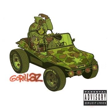 Gorillaz - Gorillaz [US] (Reissue)