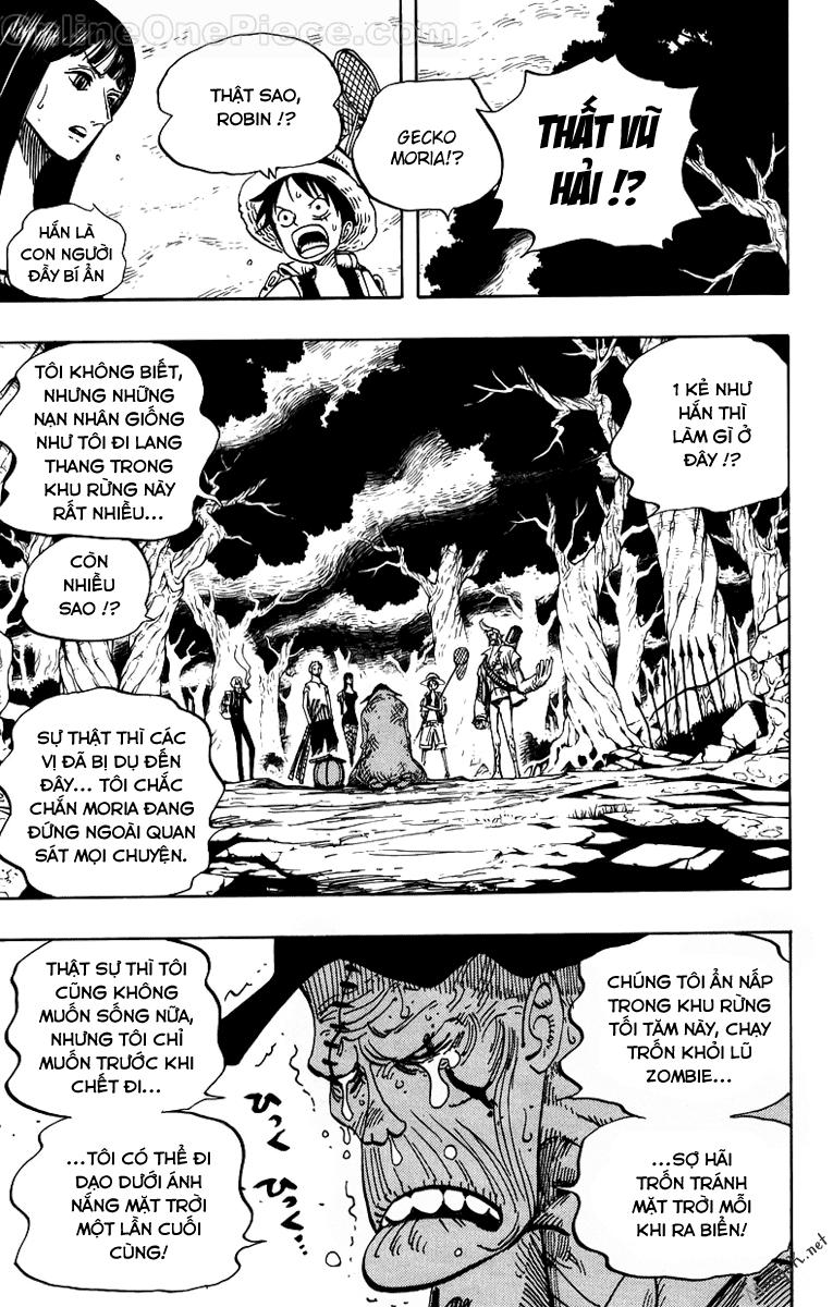 One Piece Chap 449 - Truyen.Chap.VN