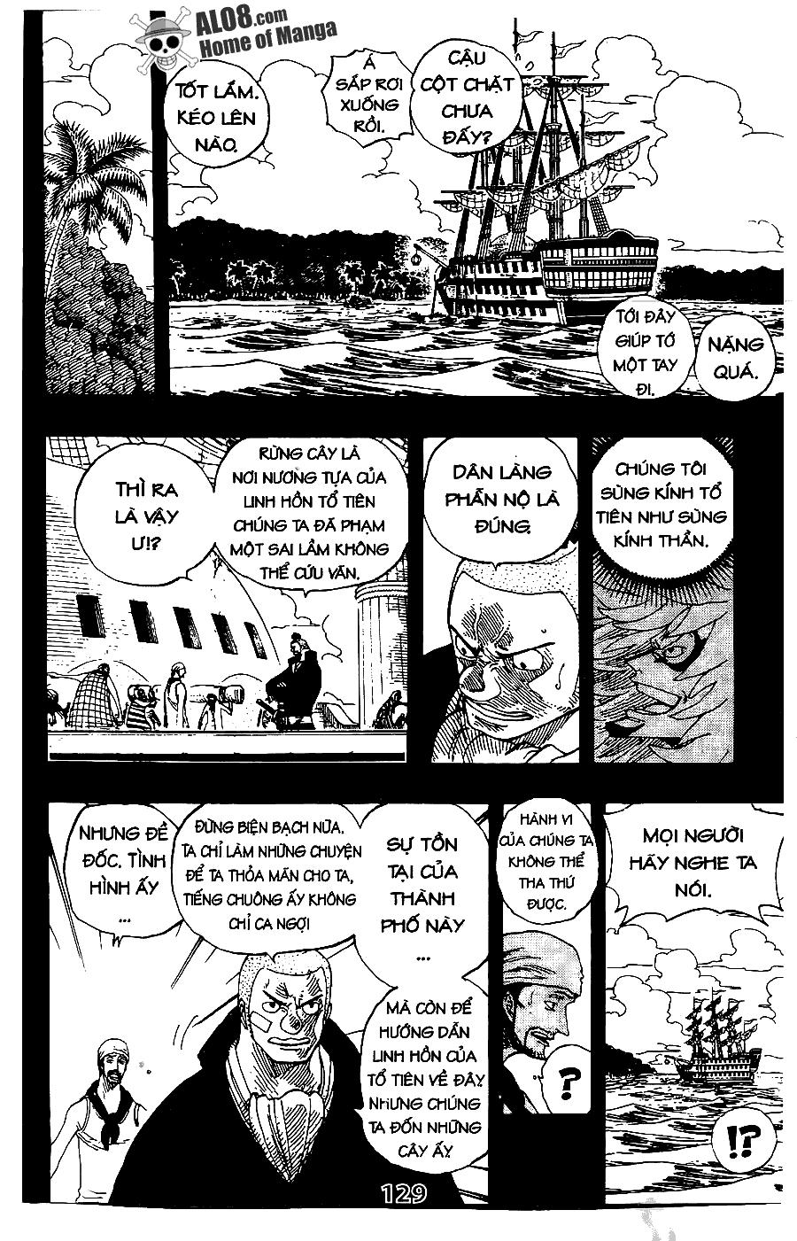 One Piece Chap 291 - Truyen.Chap.VN