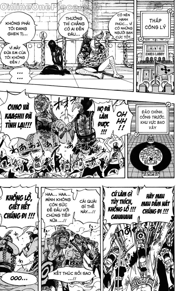One Piece Chap 384 - Truyen.Chap.VN