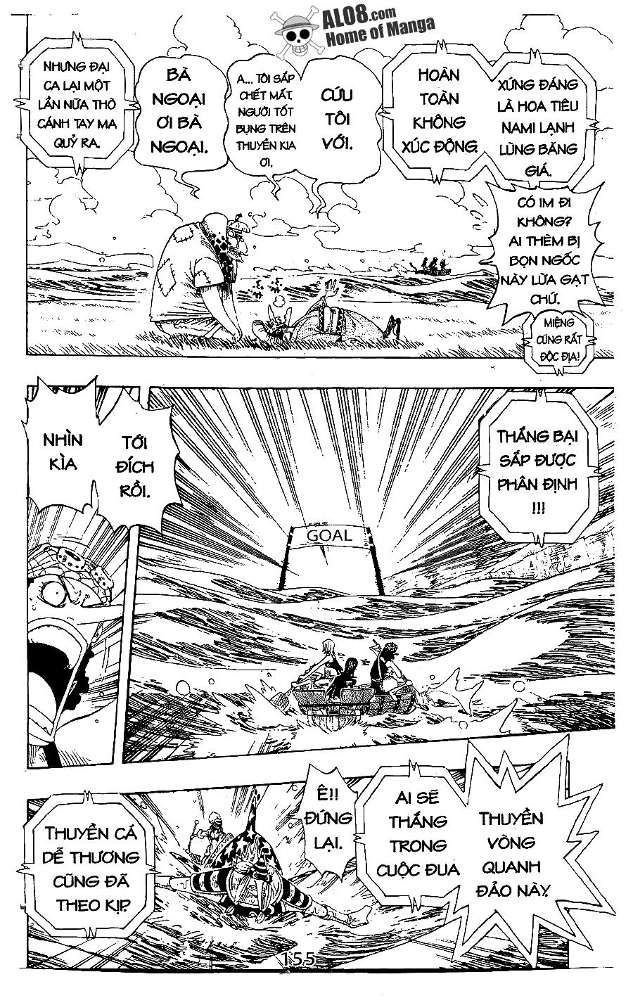 One Piece Chap 308 - Truyen.Chap.VN