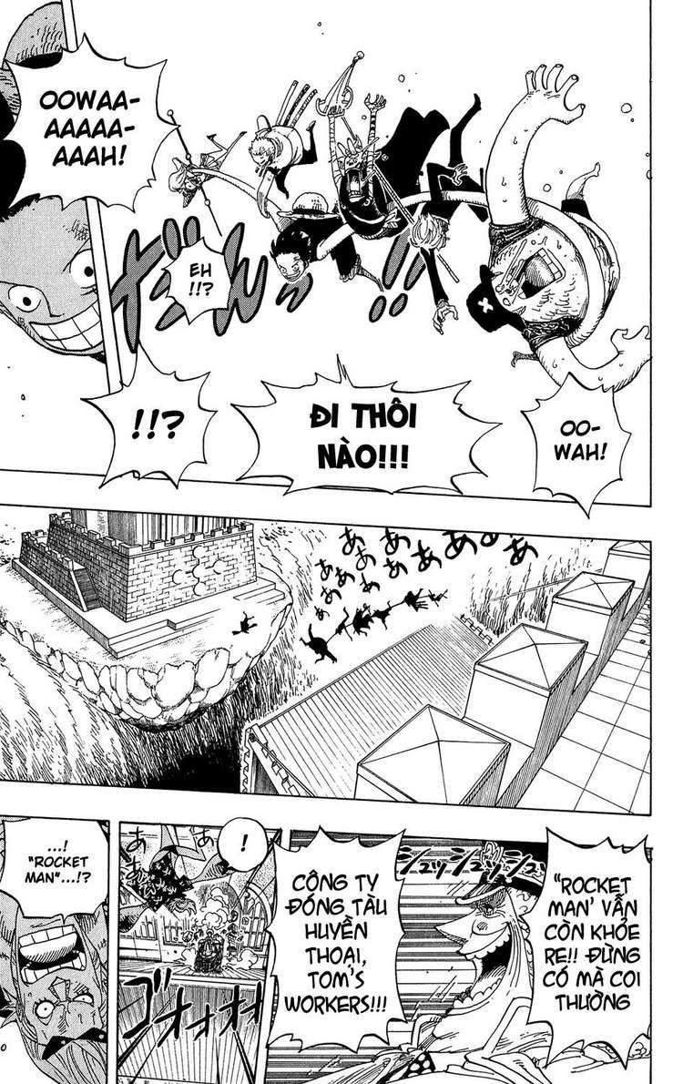 One Piece Chap 399 - Truyen.Chap.VN