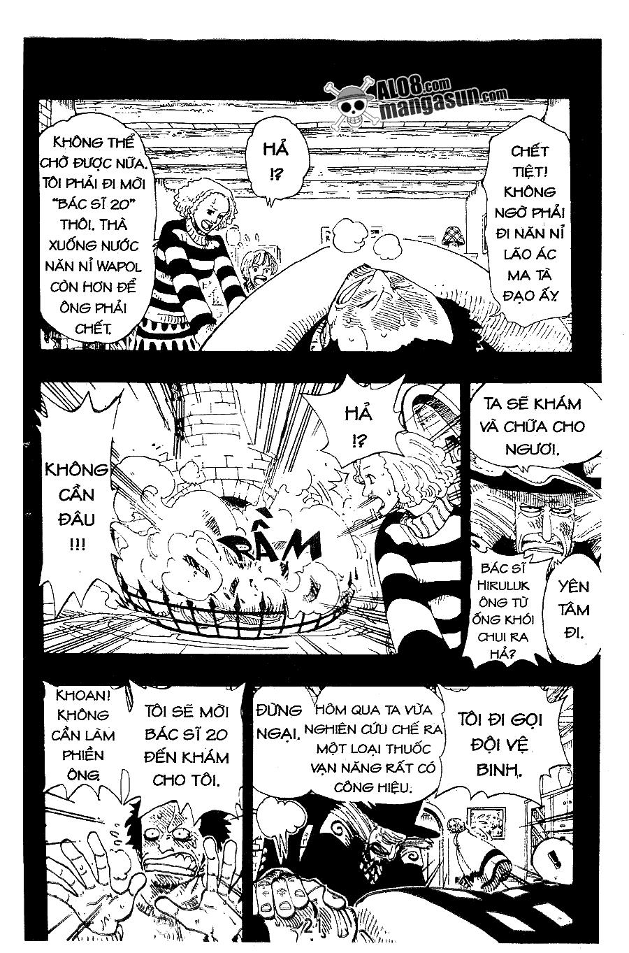 One Piece Chap 141 - Truyen.Chap.VN
