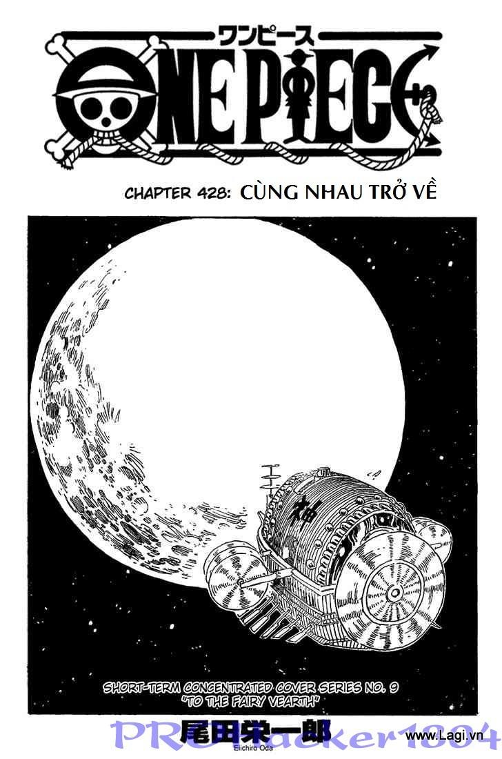 One Piece Chap 428 - Truyen.Chap.VN