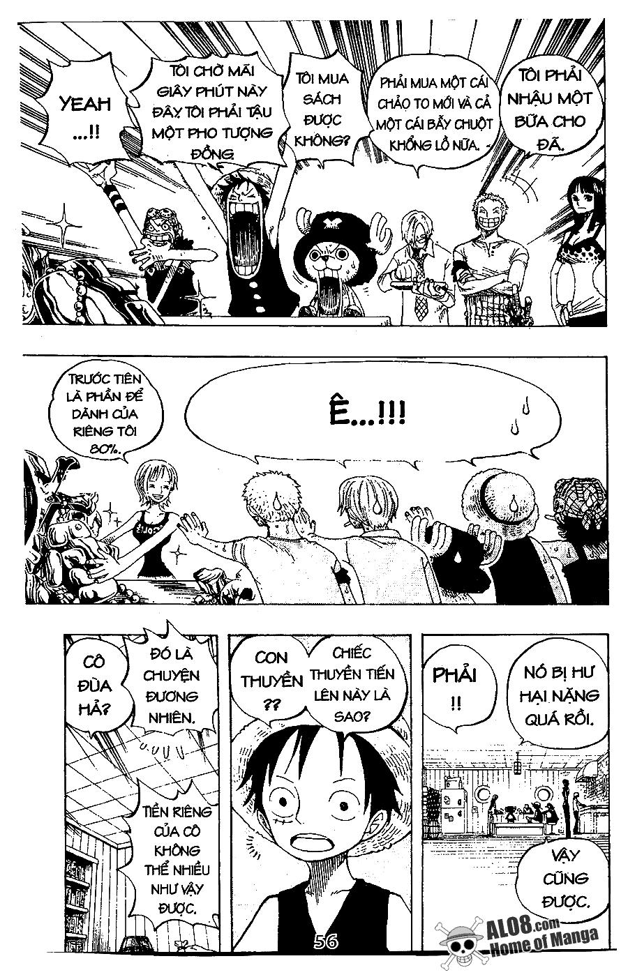 One Piece Chap 303 - Truyen.Chap.VN