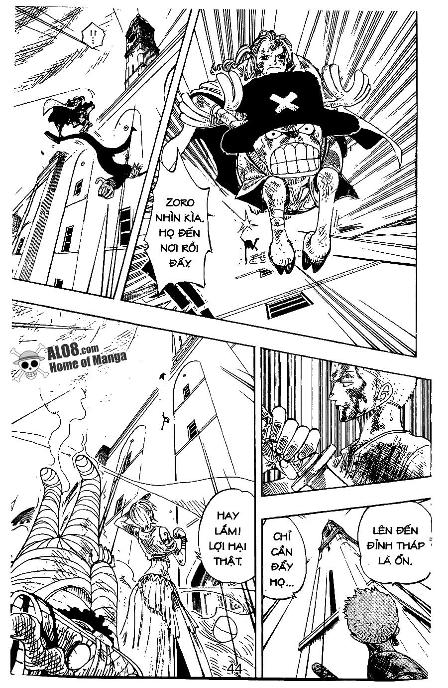 One Piece Chap 206 - Truyen.Chap.VN