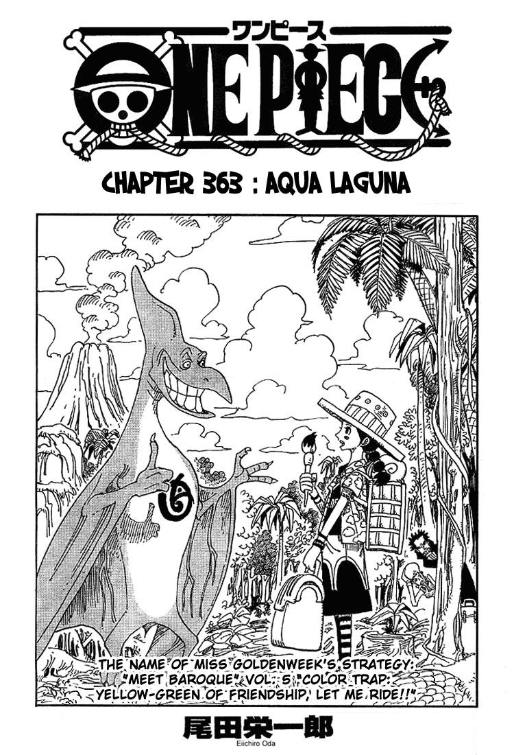 One Piece Chap 363 - Truyen.Chap.VN