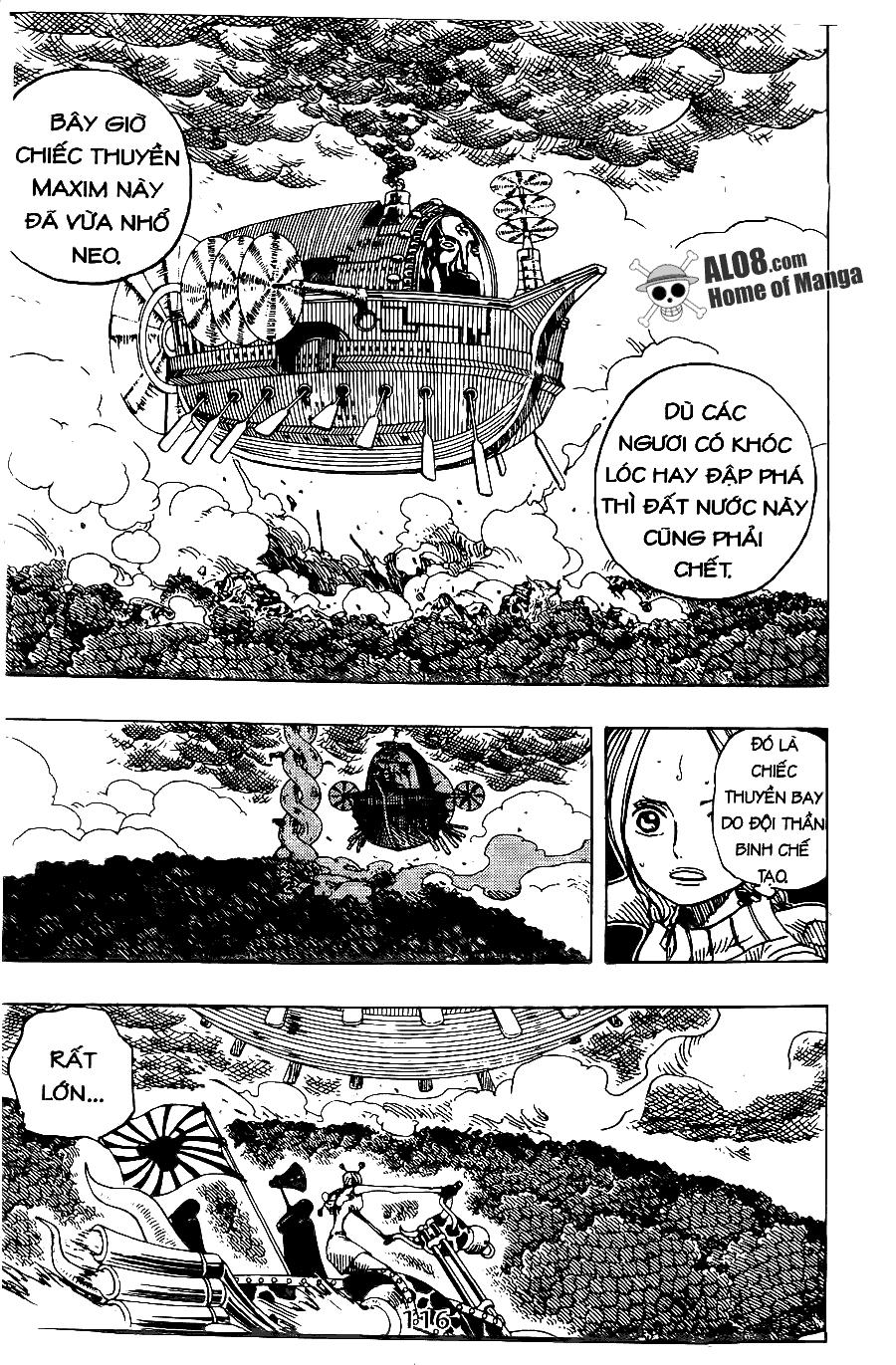 One Piece Chap 282 - Truyen.Chap.VN