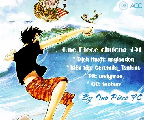 One Piece Chap 491 - Truyen.Chap.VN