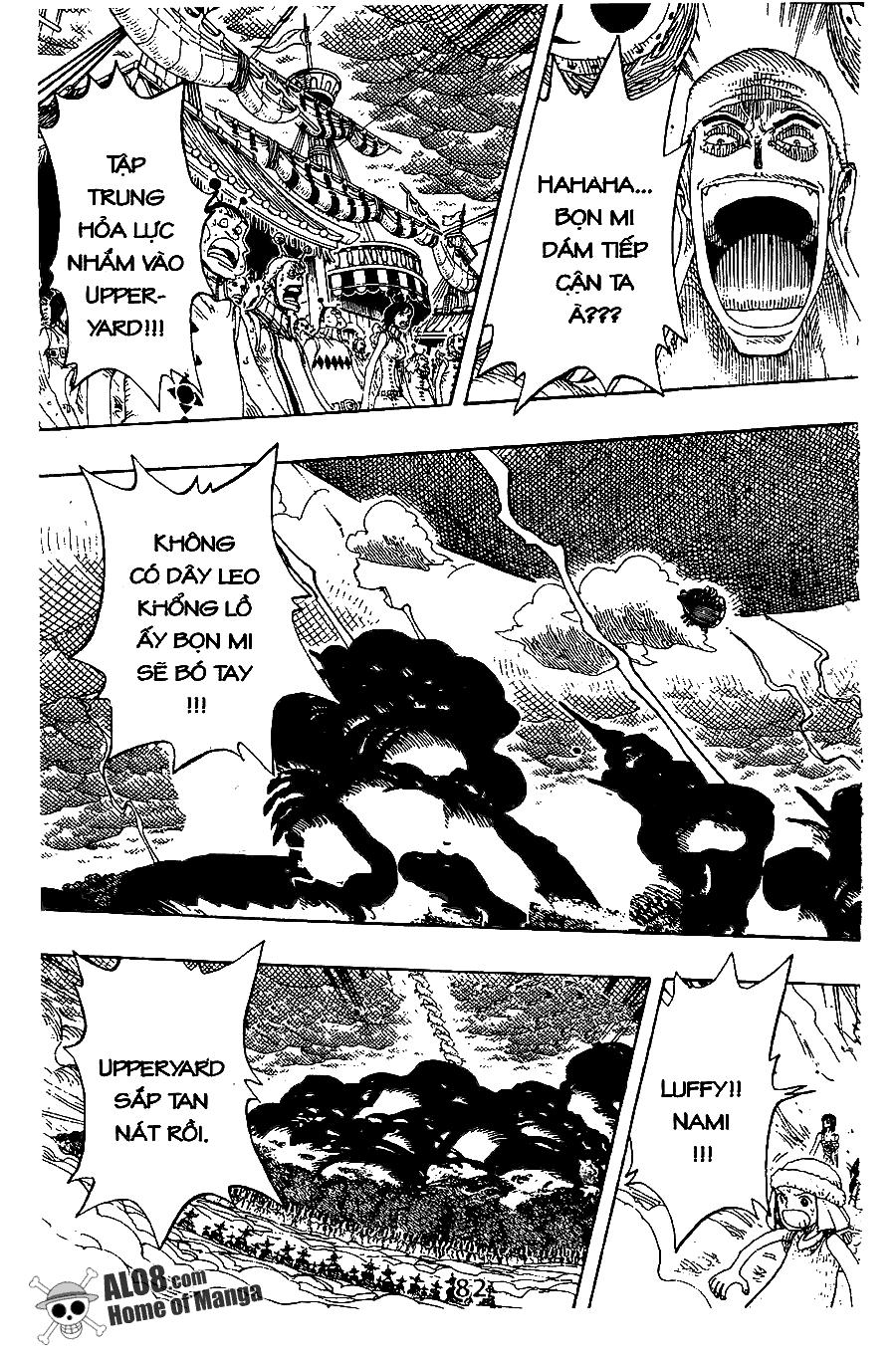 One Piece Chap 297 - Truyen.Chap.VN