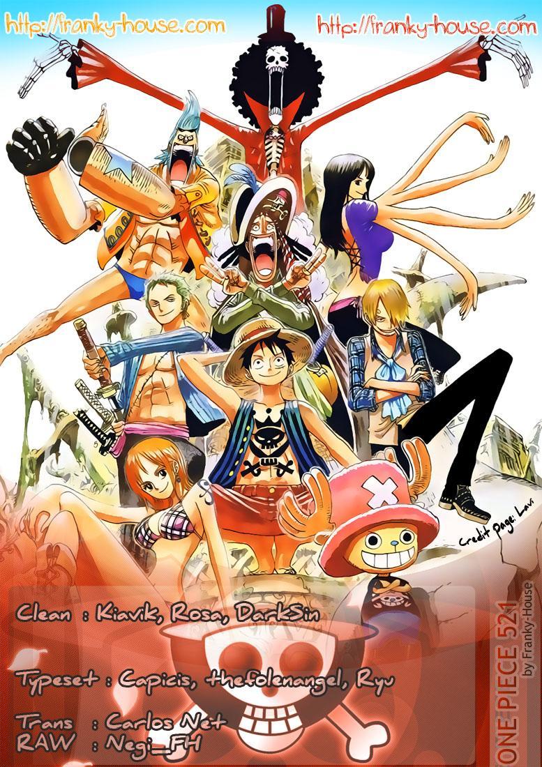 One Piece Chap 530 - Truyen.Chap.VN
