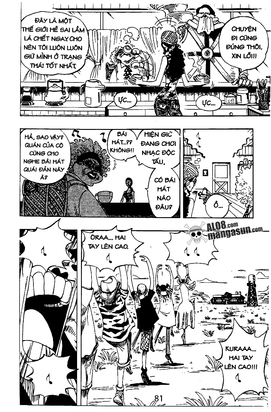 One Piece Chap 160 - Truyen.Chap.VN