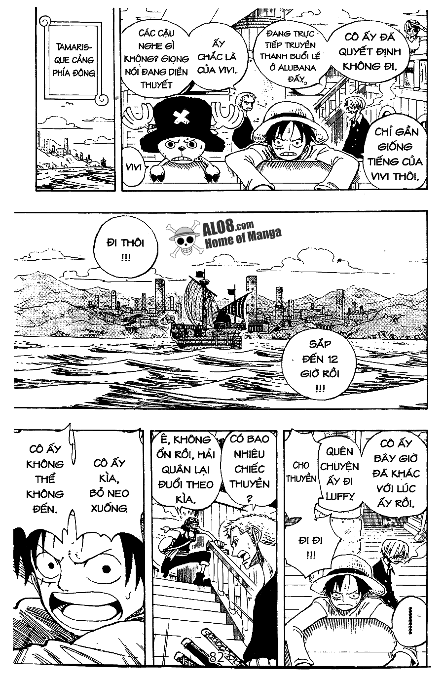 One Piece Chap 216 - Truyen.Chap.VN
