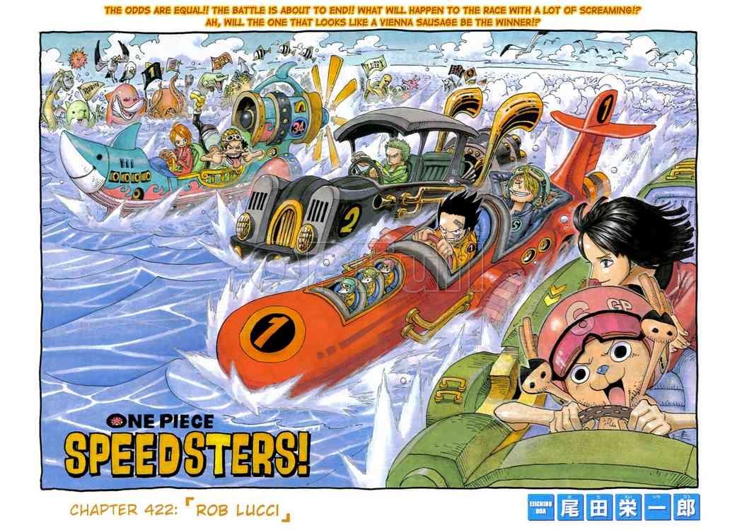 One Piece Chap 422 - Truyen.Chap.VN