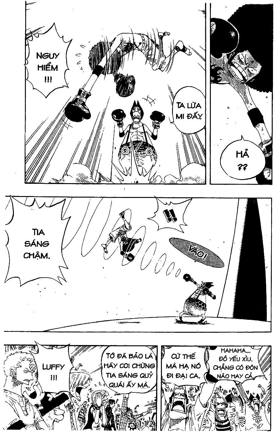 One Piece Chap 314 - Truyen.Chap.VN