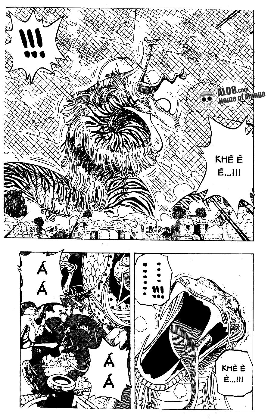 One Piece Chap 271 - Truyen.Chap.VN