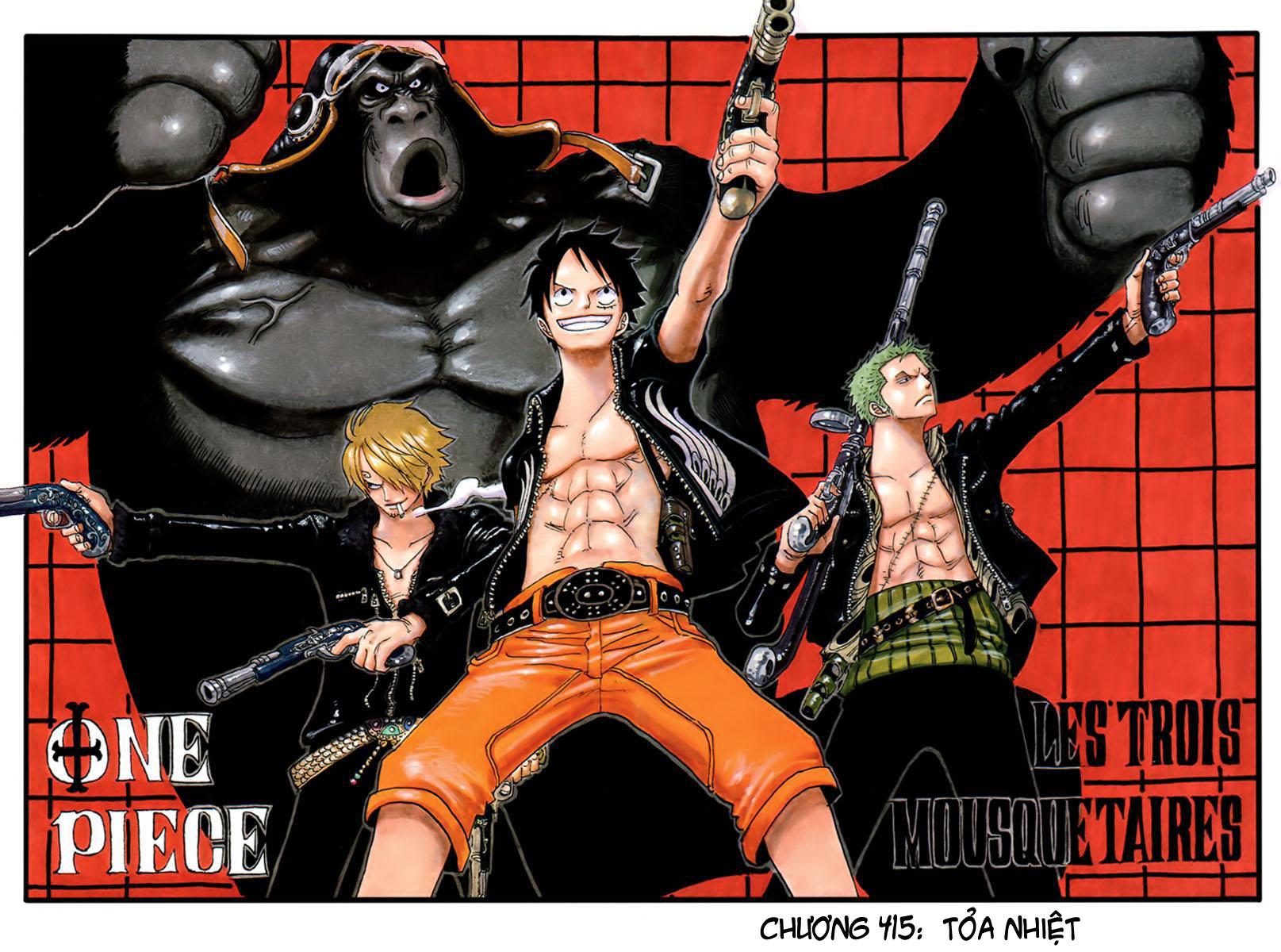 One Piece Chap 415 - Truyen.Chap.VN