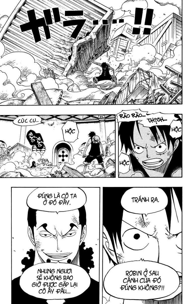 One Piece Chap 410 - Truyen.Chap.VN