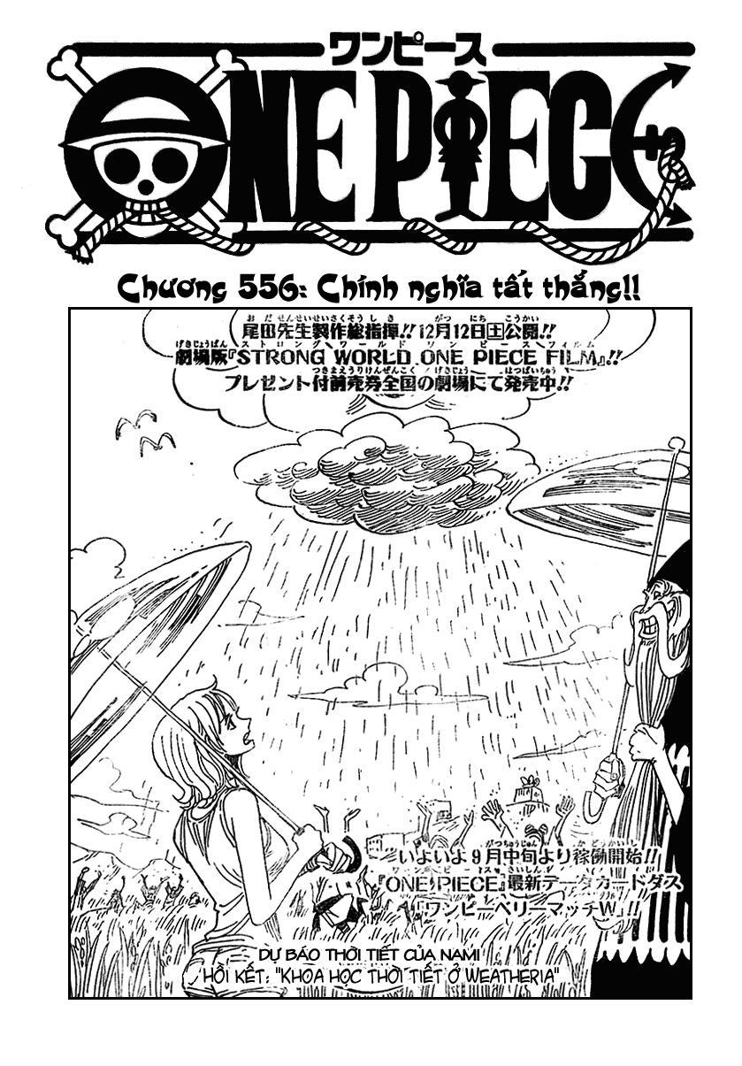 One Piece Chap 556 - Truyen.Chap.VN