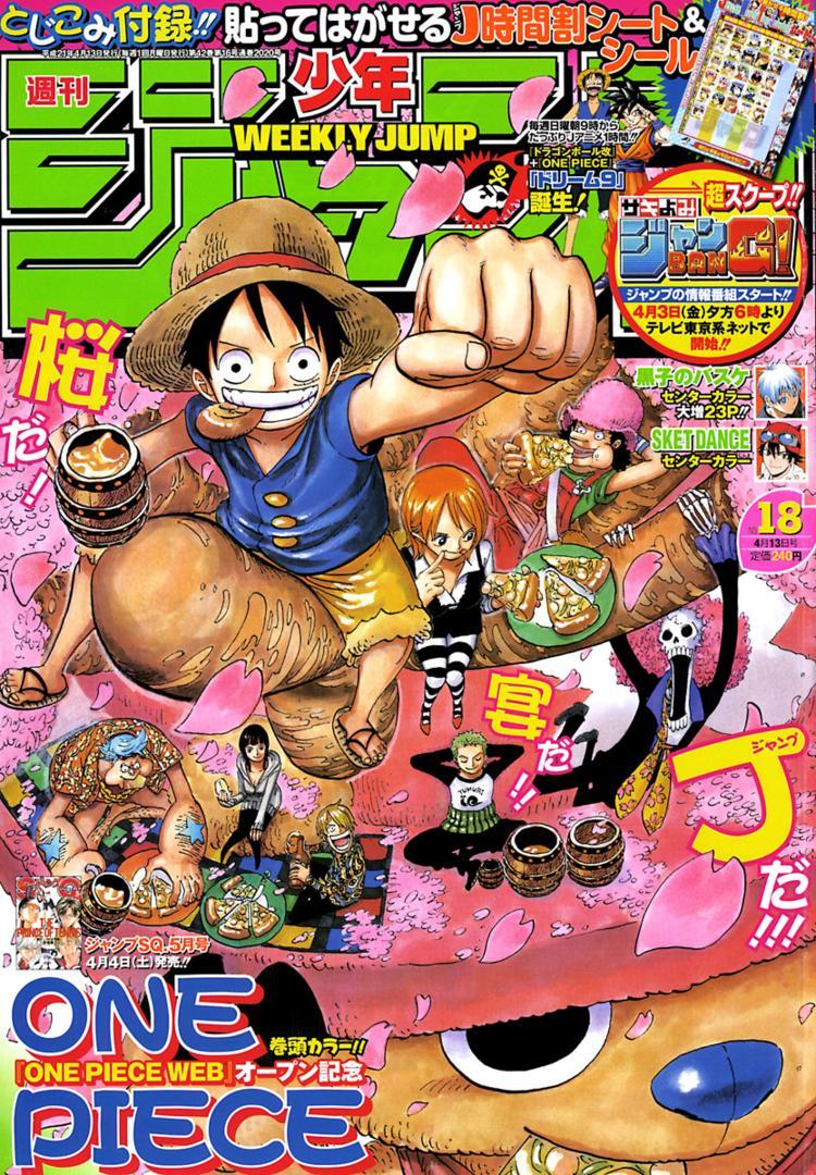 One Piece Chap 537 - Truyen.Chap.VN