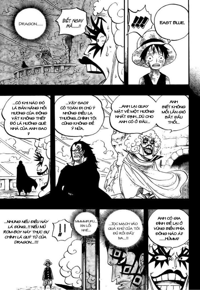 One Piece Chap 539 - Truyen.Chap.VN