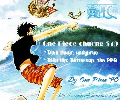 One Piece Chap 549 - Truyen.Chap.VN