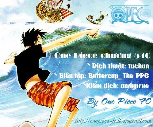 One Piece Chap 540 - Truyen.Chap.VN