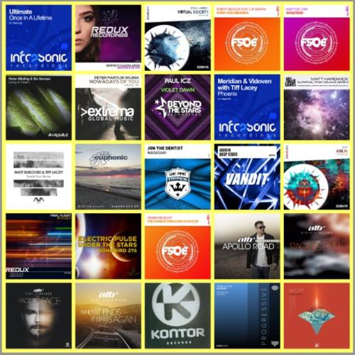 Flac Music Collection Pack 083 — Trance (2010-2021)