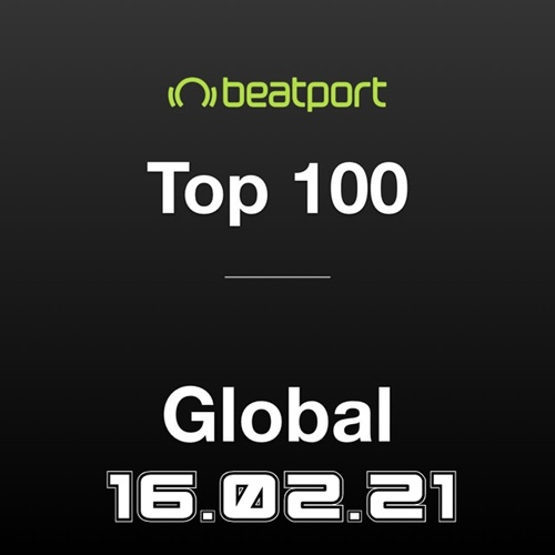 Beatport Top 100 Global 16.02.2021 (2021)
