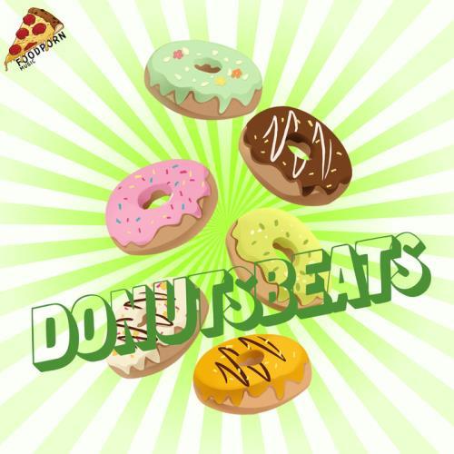 Food Porn Music — Donuts Beats (2021) FLAC