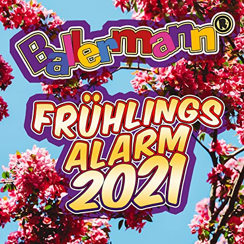 Treasure Records: Ballermann Fruehlingsalarm 2021 (2021)