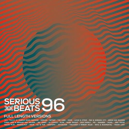 541 Belgium — Serious Beats 96 [4CD] (2021) FLAC