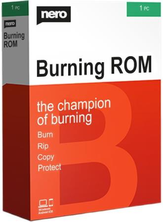 Nero Burning ROM & Nero Express 2021 23.0.1.20 RePack by rjkzy