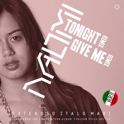 Naomi — Tonight / Give Me (Remix) (2021)