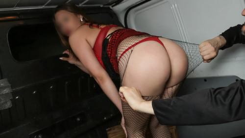 Mia Rose - Prostitute With Big Tits Fucked Raw In Van (FullHD)