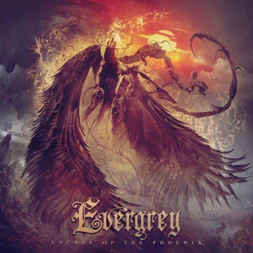 Evergrey — Escape of the Phoenix (2021)