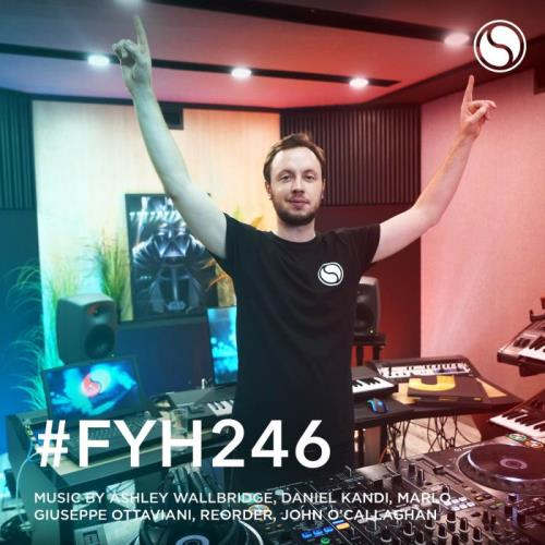 Andrew Rayel — Find Your Harmony Radioshow 246 (2021-03-03)