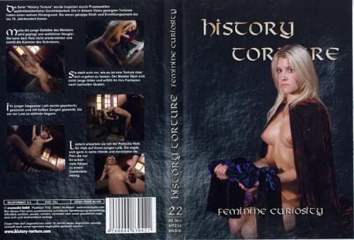 History Torture 22  Feminine Curiosity (SD/732 MB)