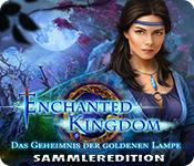 Enchanted Kingdom Das Geheimnis der goldenen Lampe Sammleredition German-MiLa