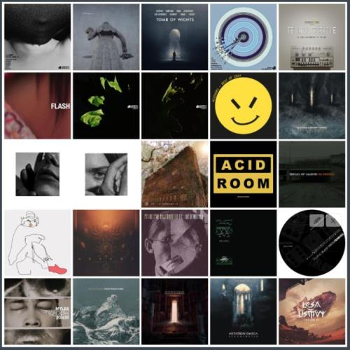 Electronic, Rap, Indie, R&B & Dance Music Collection Pack (2021-03-04)